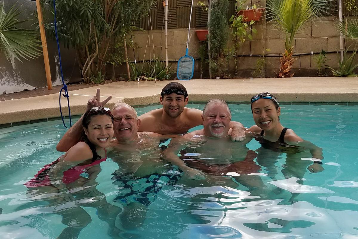 Non-Swimmer Class